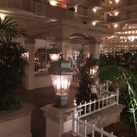 Photo taken at Embassy Suites by Hilton Atlanta Airport by Aimee P. on 12/22/2013