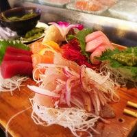 Photo taken at Kiku Sushi by Peter D. on 6/27/2016
