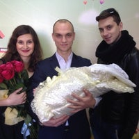 Photo taken at Улица 1-я Ревсобраний by Антон С. on 3/29/2014
