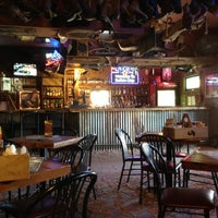 Photo taken at Buffalo Chip Saloon & Steakhouse by Andrew R. on 2/18/2013