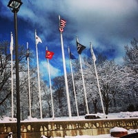 Photo taken at Veterans Park by Tim H. on 3/12/2014