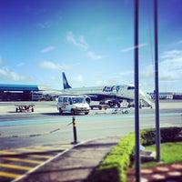 Photo taken at Terminal 2 by Kaysha on 2/3/2013