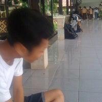 Photo taken at SMA Negeri 22 Bandung by Layli M. on 10/30/2013