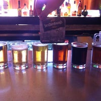 Photo taken at Sierra Madre Brewing Co. Pub by Liz A. on 10/2/2012