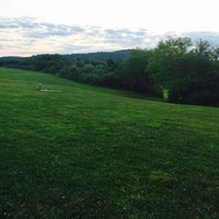 Photo taken at Field of Dreams by Jess on 8/10/2014
