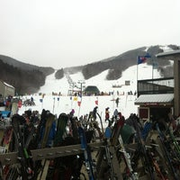 Photo taken at Waterville Valley Ski Area by Mariana R. on 2/17/2013