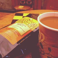Photo taken at Calistoga Roastery by Dhyana on 4/7/2013