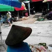 Photo taken at Pasar Desa Sukolilo by Priscilla D. on 10/23/2013
