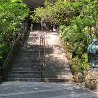Photo taken at 南蔵院 by 天子 た. on 4/22/2017