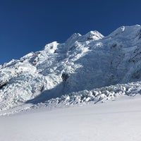 Photo taken at Mount Cook Ski Planes by mikey 👾 on 5/13/2017