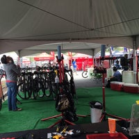 Photo taken at SRAM Ride Experience - Sea Otter Classic by Tony F. on 4/11/2014