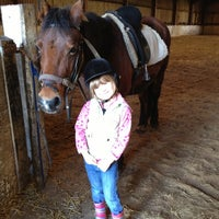 Photo taken at Dwyfor Ranch Riding School by Vee B. on 11/12/2012
