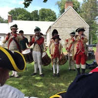 Photo taken at Stony Point Battlefield and Lighthouse by Vee B. on 7/18/2015