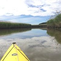 Photo taken at Paradise Kayak & Canoe by Vee B. on 6/4/2017