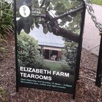 Photo taken at Elizabeth Farm by Rob N. on 8/23/2014