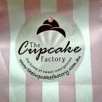 Photo taken at The Cupcake Factory by Rob on 9/25/2014
