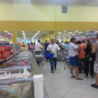 Photo taken at Supermercado Rondon by Paulo R. on 11/11/2012