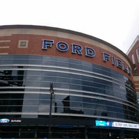 Photo taken at Ford Field by James E. on 8/6/2013