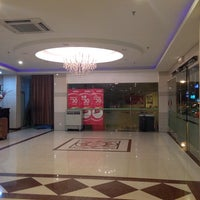 Photo taken at River Park Hotel by Amsa S. on 10/1/2014