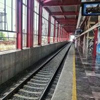 Photo taken at Tren Suburbano San Rafael by Drawo .. on 5/29/2013