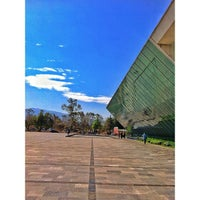 Photo prise au Centro Cultural Universitario, CCU, Cultura UNAM par Drawo .. le2/25/2013