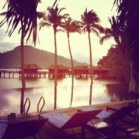 Photo taken at Pangkor Laut Resort by Sunny T. on 10/25/2013