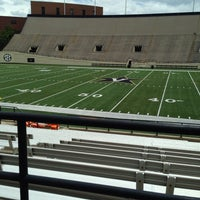 Photo taken at Vanderbilt Stadium - Dudley Field by Vikas P. on 7/14/2013