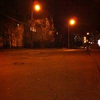 Photo taken at Бульвар «Бродвей» by Дмитрий Б. on 10/21/2013