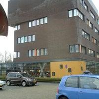 Photo taken at Hogeschool Inholland by Daan S. on 2/4/2013