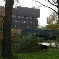 Photo taken at Hogeschool Inholland by Daan S. on 10/30/2014