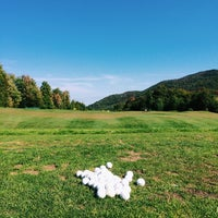 Photo taken at Green Mountain National Golf Course by Kraig A. on 9/21/2014