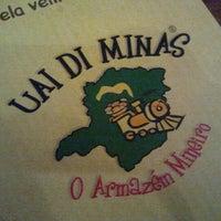 Foto tirada no(a) Uai Di Minas por Gabriela F. em 7/24/2012
