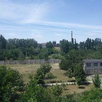 Photo taken at вул. Залаегерсег by Evgeniy K. on 6/12/2014