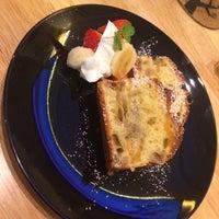 Photo taken at 夙川BASE CAFE by AYAKO M. on 5/16/2014