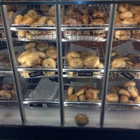 Photo taken at Montague Street Bagels by Kimberly D. on 10/20/2013