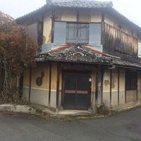 Photo taken at 大正楼跡 by Tatsuya A. on 1/5/2018