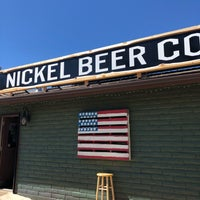 Photo taken at Nickel Beer Co. by Rohit G. on 3/29/2018