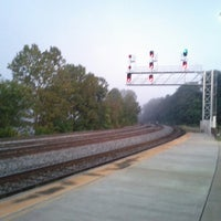 Photo taken at Amtrak - Connellsville Station (COV) by Daniel R. on 9/6/2013
