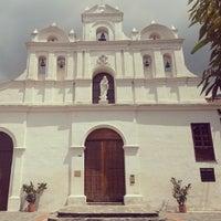 Photo taken at Parroquia Nuestra Señora De Las Aguas by Jean S. on 2/7/2014