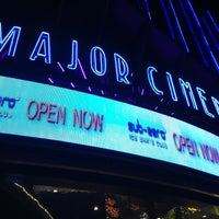 Photo taken at Major Cineplex Sukhumvit by Gigky J. on 4/30/2013
