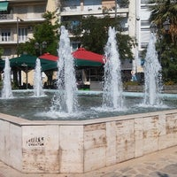 Photo taken at Mavili Square by Theocharis V. on 6/6/2014