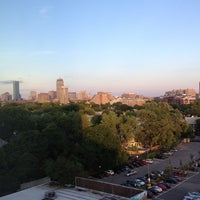 Photo taken at Courtyard by Marriott Boston Cambridge by linley a. on 6/9/2013