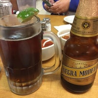 Photo taken at Mexico Restaurant by Greg O. on 5/25/2014