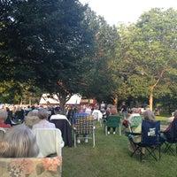 Photo taken at McNaughton Park Pavilion by Stephen D. on 8/7/2013