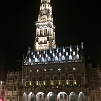 Photo taken at Beffroi d'Arras by Marco M. on 1/20/2018