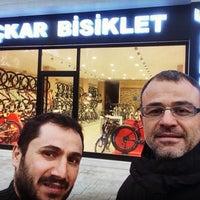 Photo taken at Kaçkar Bisiklet by Hami Gökhan T. on 12/16/2016