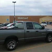 Photo taken at Walmart Supercenter by Dion d. on 3/23/2015
