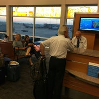 Photo taken at Terminal B by Ed C. on 9/18/2016