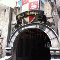 Photo taken at Parc Magique by Ingrid D. on 1/6/2014
