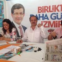 Photo taken at Ak Parti Buca Seçim Kordinasyon Merkezi by Ays35 A. on 5/23/2015